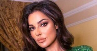 نادين نسيب نجيم تخطف الأنظار بفستان ضيق قصير شاهدوا كيف بدت!