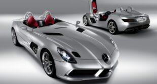 تعرف على أسرع 5 سيارات مرسيدس بنز من حيث السرعة القصوى