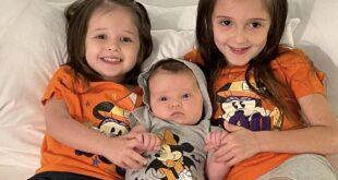 ظاهرة عجيبة: أمريكية تلد 3 بنات كل 3 سنوات وفي اليوم نفسه!