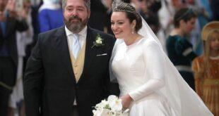 أول زفاف في روسيا لعائلة