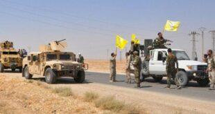 الجيش الأمريكي يستعرض قوته في أكبر حقول الغاز الطبيعي شرقي سوريا