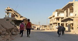 أوكرانيا تعلن عن نجاح عمليتها الخاصة في شمال شرق سوريا