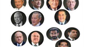 أغنى العائلات العربية في العالم