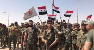 الجيش السوري يقترب من طي كامل ملف درعا