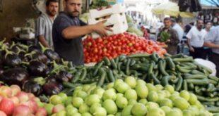 خضار وفواكه مفروزة وبأنخاب وبدون وسيط ضمن صالات السورية للتجارة