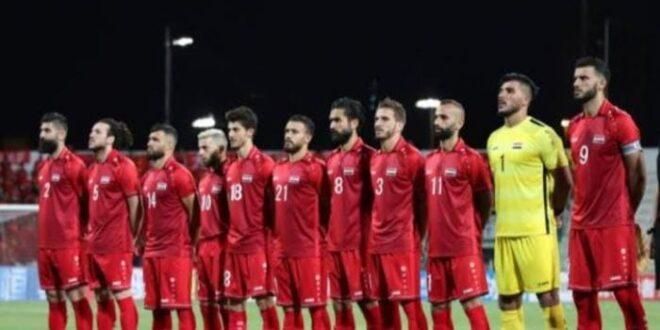 المنتخب السوري يخسر بوقت متأخر أمام كوريا الجنوبية