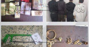 القبض على عصابة سرقة في صوران بحماة