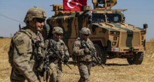 وزير الدفاع التركي يهدد بعمل عسكري شمال سوريا