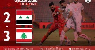نزار محروس: المباراة سارت على مبدأ أمور لاتصدق ولبنان اعتمد سياسة إضاعة الوقت