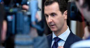خطوات دوليّة وعربيّة تجاه الأسد