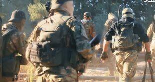 """تحر ير الشام تبدأ هجوماً على جماعة """"مسلم الشيشاني"""" بريف اللاذقية"""