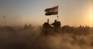 استشهاد 6 عناصر من القوات الرديفة التابعة للجيش السوري بانفجار مستودع وسط سوريا