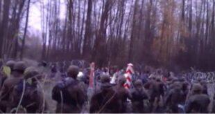 إصابات واعتقال مهاجرين سوريين وعراقيين وفلسطينيين.. توتر على الحدود البيلاروسية- البولندية