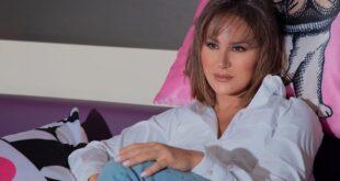 ديما قندلفت تنفعل بسبب زوجها وتعترف بهذا الأمر