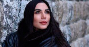 نجمة الهيبة تنشر صوراً جديدة من حفل زفافها وقبلة