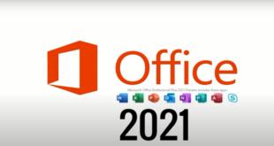 مايكروسوفت تعلن موعد إطلاق Office 2021 وأسعاره
