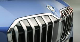 شاهد... بي إم دبليو تعلن عن سيارة عائلية آية في التطور