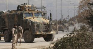 مقتل جندي تركي في شمال سوريا