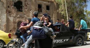 """سوريا.. مظاهرات تطالب بطرد مسلحي """"قسد"""" من ريف الحسكة"""
