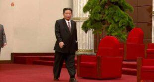 صندل زعيم كوريا الشمالية