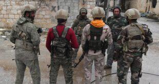 الجيش الروسي يدرب جنودا سوريين على قاذف صاروخي جديد.. شاهد!