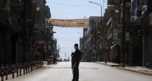 فرض حظر كلي في مناطق بشمال سوريا