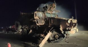 مقتل جنديين تركيين وإصابة 4 بانفجار استهدف رتلا عسكريا في ريف إدلب
