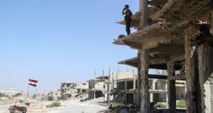 بدء عملية تسوية أوضاع المسلحين والمطلوبين في بلدة بصر الحرير بريف درعا
