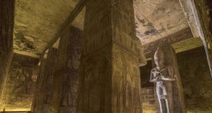 """أعداد كبيرة من الزوار والسياح يشاهدون تعامد الشمس على وجه """"رمسيس الثاني"""" في معبد """" أبو سنبل"""""""