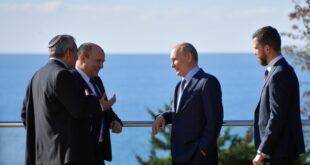 """وزير إسرائيلي يتحدث عن """"اتفاقات عملية"""" بشأن سوريا وإيران"""
