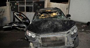 حادث سير بمشاركة عشرات السيارات على أوتستراد طرطوس بانياس
