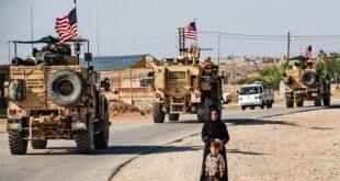الجيش السوري يمنع رتلاً أميركياً من دخول قرية بريف الحسكة