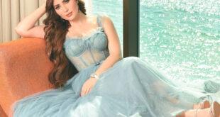 نسرين طافش تكشف أسراراً عن جمالها