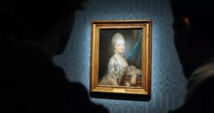ماري أنطوانيت وعشيقها