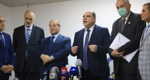 وزير الخارجية السوري يطالب الولايات المتحدة وتركيا