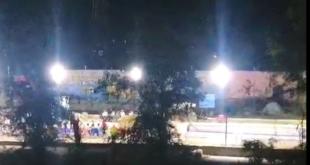حلب .. منشأة رياضية تتحول إلى صالة أعراس! (فيديو)