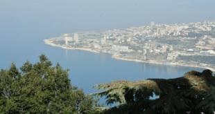 سقوط طائرة تدريب مدنية أمام سواحل بيروت