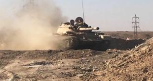 هجوم هو الأعنف على نقاط الجيش السوري في ريف الرقة