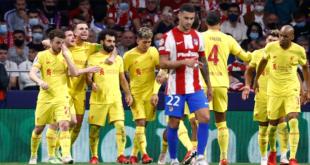 ليلة أوروبية مثيرة شهدت 35 هدفاً.. ليفربول يصعق أتلتيكو وفوز كاسح للريال وسقوط مدوٍّ لدورتموند