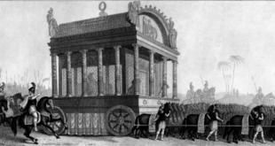 أبطأ سرقة في التاريخ: عندما تم اختطاف جثمان الإسكندر الأكبر من بابل إلى مصر