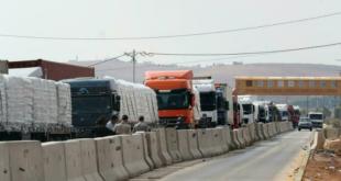 أغراض السوريين تعود من الحدود إلى بلاد الغربة