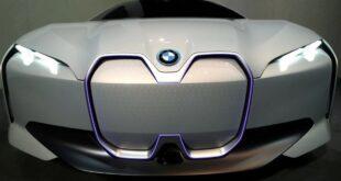 BMW ستتوقف تدريجياً عن استخدام محركات الإحتراق الداخلي بحلول عام 2024
