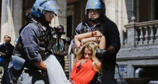 """""""حياتي أصبحت جحيما""""... رجل يطلب من الشرطة الإيطالية سجنه هربا من زوجته"""