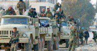 الجيش السوري يحشد شمال وغرب حلب لردع أي مغامرة تركية