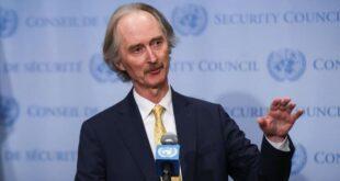 بيدرسن يبدأ بالتحضيرات لاجتماع الدستورية السورية المقبل من القاهرة