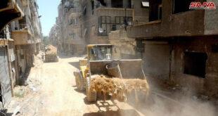 مخططات تنظيمية جديدة في ريف دمشق